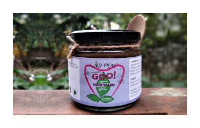 Awesome Goo! All Natural Leafy Hair Wash
