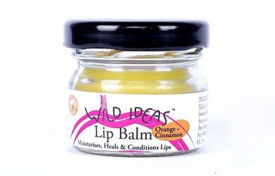 Lip Balm Orange & Cinnamon