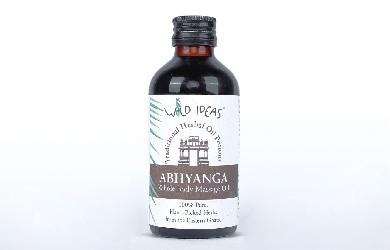 Abhyanga Whole Body Massage Oil