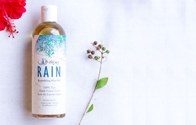 Rain – Nourishing Hair Oil