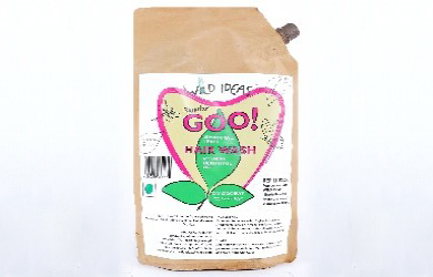 Regular Goo! All Natural Leafy Hair Wash – Refill Pack