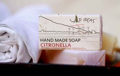 Hand Made Soap – Citronella