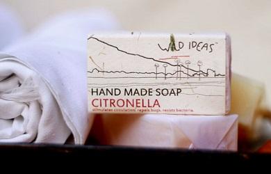 Hand Made Soap – Citronella