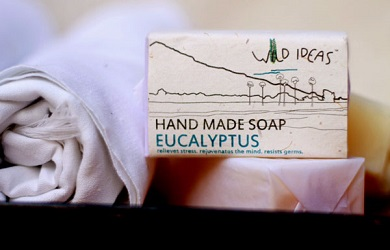 Hand Made Soap – Eucalyptus