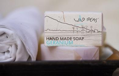 Hand Made Soap – Geranium