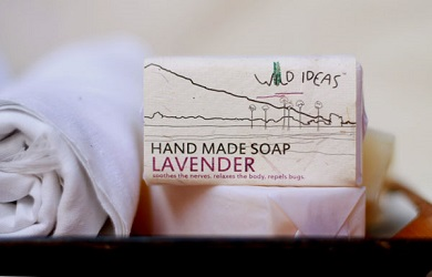Hand Made Soap – Lavender