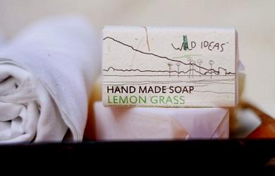 Hand Made Soap – Lemongrass