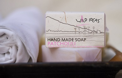 Hand Made Soap – Patchouli