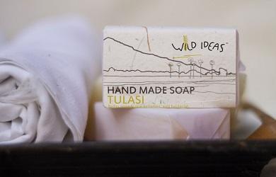 Hand Made Soap – Tulasi