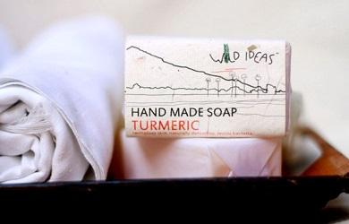 Hand Made Soap – Turmeric