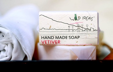Hand Made Soap – Vetiver