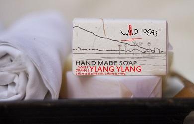 Hand Made Soap – Sweet Orange/Ylang Ylang