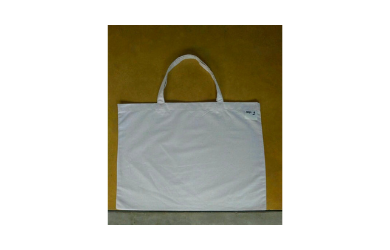 Wide Bag With Handle