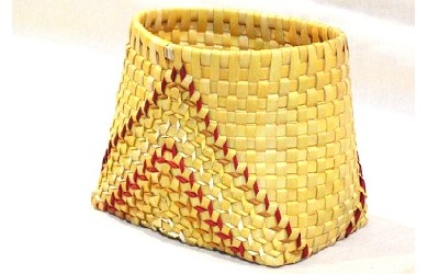 Pooja Flower Basket